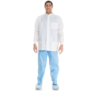 Universal Precautions Lab Jacket