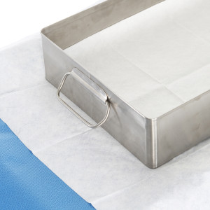 Sterilisation Tray Liner Towel
