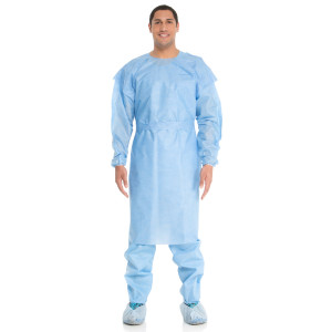 HALYARD* Tri-Layer AAMI1 Isolation Gown