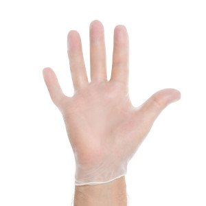 Synthetic Vinyl Exam Glove
