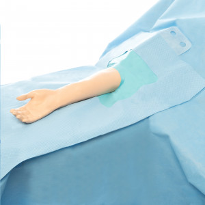 Orthopedic Hand Drapes