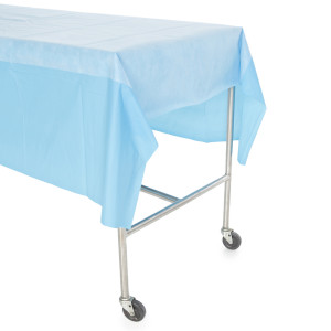 HALYARD BASICS* Zone-Reinforced Back Table Cover