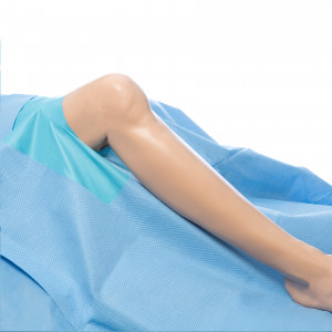 Orthopedic Lower Extremity Drapes