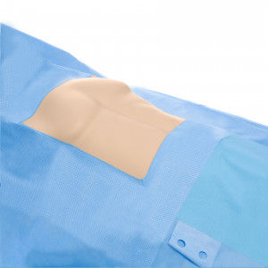 General Surgery Chest Drapes
