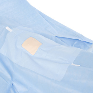 General Surgery Breast Drapes