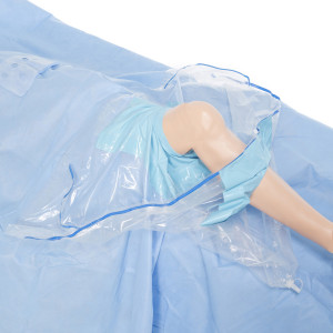 Knee Arthroscopy Drapes