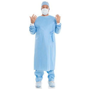 EVOLUTION* 4 Standard Non-Reinforced Surgical Gown