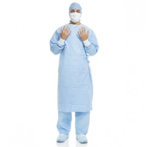 AERO BLUE* Performance Surgical Gown