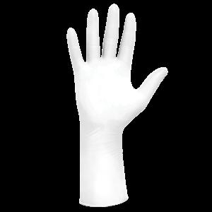 HALYARD* PUREZERO* HG3 Smooth White Nitrile Glove